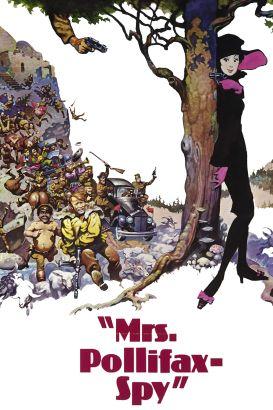 Mrs. Pollifax -- Spy
