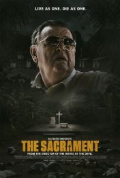Sacrament, The (Blu-ray) UPC: 778854211490