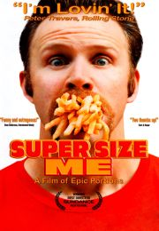 Super Size Me - Morgan Spurlock (DVD) UPC: 829567014721