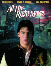 All The Right Moves - Tom Cruise (DVD) UPC: 024543008088