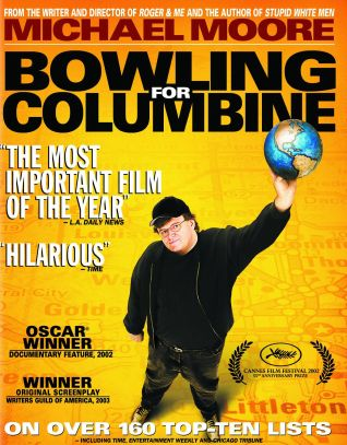 bowling for columbine research paper Bowling for columbine essaysalthough the title itself, bowling for columbine includes the name of the well known high school, columbine high, the film dives further into american culture than just school shootings the film combines horror with humor to discuss the gun issues of this cou.