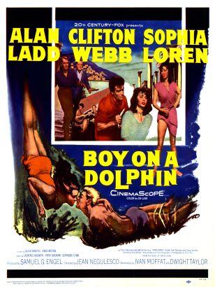 The Boy on a Dolphin