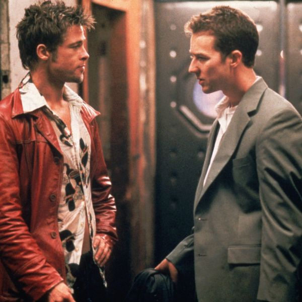 fight club an awakening to life Fight club - an insomniac office worker, looking for a way to change his life, crosses paths with a devil-may-care soapmaker, forming an underground fight club that evolves into something.