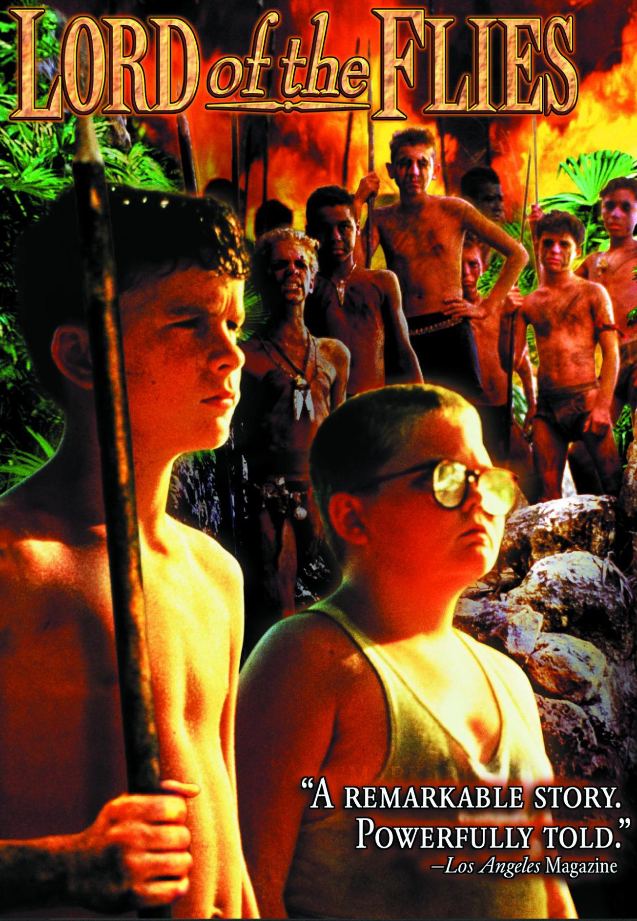 an overview of the fear in the lord of the flies novel by william golding Chapter summary for william golding's lord of the flies, chapter 6 summary  analysis of chapter 6 of william golding's novel lord of the flies  fear but calms.