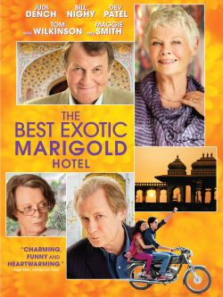 The best exotic Marigold Hotel [videorecording]