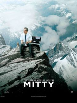 The secret life of Walter Mitty / Twentieth Century Fox presents &#59; a Samuel Goldwyn Films/Red Hour Films production &#59; produced in association