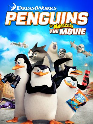 Penguins of Madagascar / Dreamworks Animation SKG presents &#59; a PDI/DreamWorks production &#59; story by Alan Schoolcraft & Brent Simons and Michae
