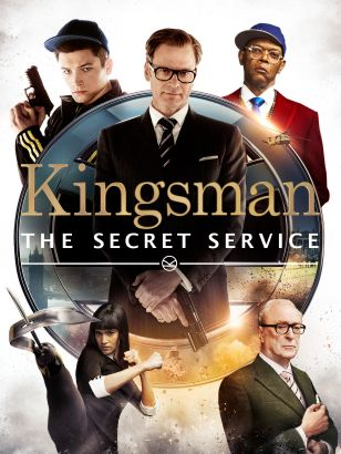 Kingsman. The secret service / Twentieth Century Fox presents in association with Marv &#59; a Cloudy production &#59; a film by Matthew Vaughn &#59;