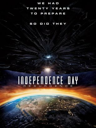 Independence day. Resurgence.