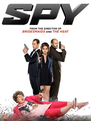 Spy / Twentieth Century Fox presents &#59; a Chernin Entertainment/Feigco Entertainment production &#59; produced by Peter Chernin, Jenno Topping, Pau