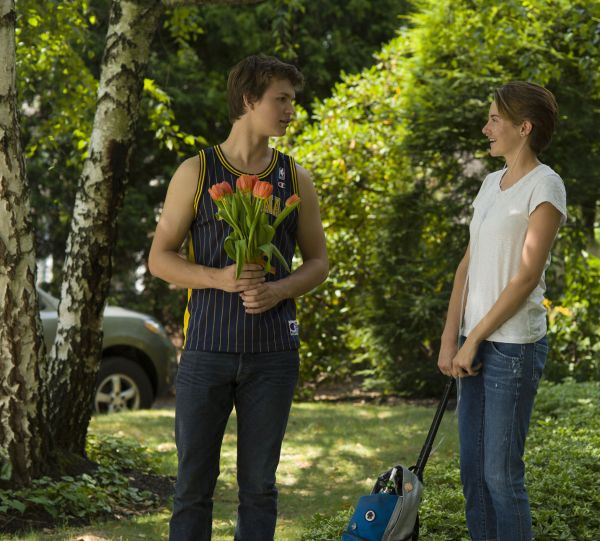 the fault in our stars 2014 josh boone cast and crew