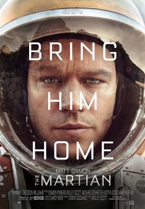 The Martian / Twentieth Century Fox presents &#59; a Scott Free/Kinberg Genre production &#59; a Ridley Scott film &#59; produced by Simon Kinberg, Ri