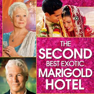 The second best exotic Marigold Hotel / Fox Searchlight Pictures presents &#59; in association with Participant Media and Image Nation Abu Dhabi &#59;