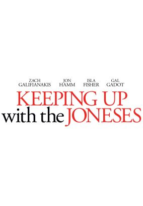 Keeping up with the Joneses / Fox 2000 Pictures presents a Parkes+MacDonald production &#59; written by Michael LeSieur &#59; produced by Laurie MacDo