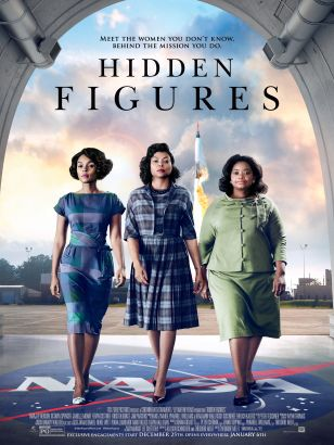 Hidden figures / director, Theodore Melfi.