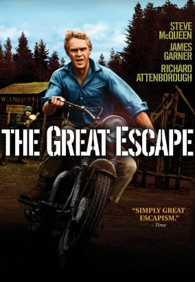 the great escape 1963 john sturges synopsis