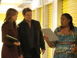 Castle: Secret's Safe With Me