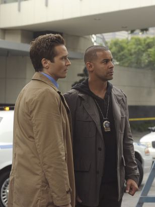 Castle: Cops and Robbers