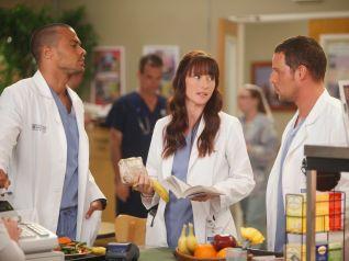 Grey's Anatomy: Heart-Shaped Box