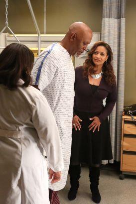 Grey's Anatomy: I Bet It Stung