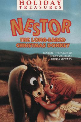 Nestor the Long-Eared Christmas Donkey