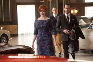 Mad Men: Christmas Waltz