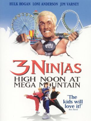 3 Ninjas: High Noon at Mega Mountain