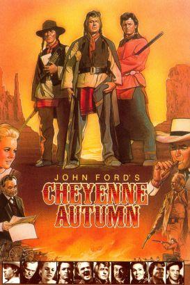 cheyenne autumn 1964 john ford synopsis