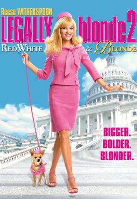 legally blonde 2 red white blonde 2003 charles herman wurmfeld synopsis. Black Bedroom Furniture Sets. Home Design Ideas