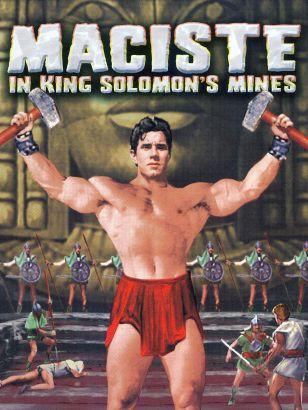 Maciste nelle Miniere del Re Salomone