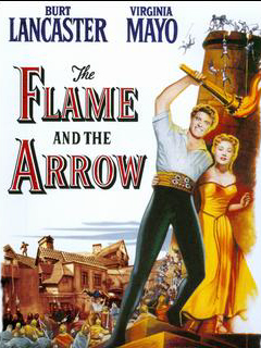 The Flame and the Arrow