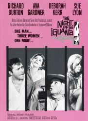 The Night Of The Iguana - Richard Burton (DVD) UPC: 012569677425