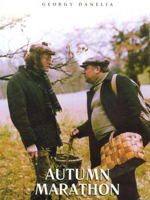 autumn marathon 1979 georgi daneliya synopsis