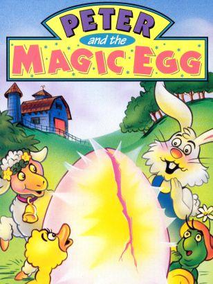 Peter & the Magic Egg