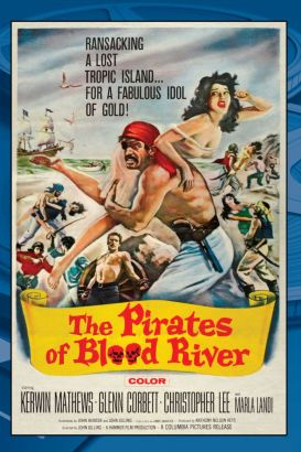 The Pirates of Blood River