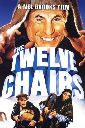 the 12 chairs movie w dom deluise meatball