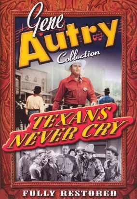 Texans Never Cry