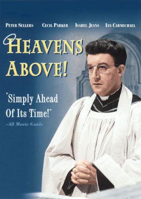 heavens above 1963 john boultingroy boulting