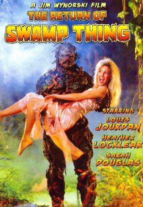 The Return of the Swamp Thing
