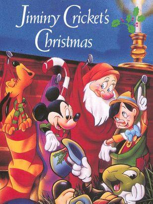 Jiminy Cricket's Christmas