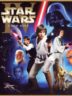 Star wars. Episode IV, A new hope [videorecording]