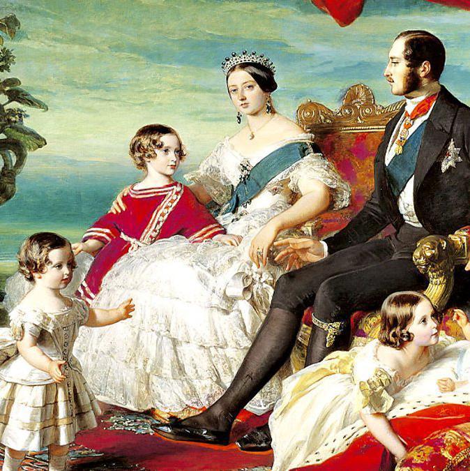 Queen Victoria's Children: The Best Laid Plans