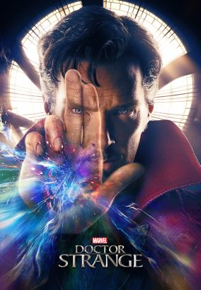 Doctor Strange / Marvel Studios presents &#59; directed by Scott Derrickson &#59; written by Jon Spaihts and Scott Derrickson & C. Robert Cargill &#59