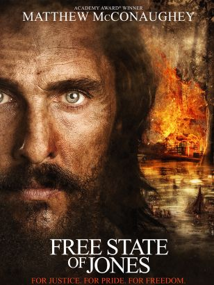Free state of Jones / Stx Entertainment and Huayi Brothers Pictures present &#59; in association with IM Global/Route One Entertainment/Union Investme