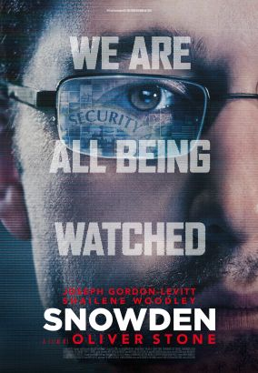 Snowden / Open Road Films and Endgame present &#59; in association with Wild Bunch, Vendian Entertainment, TG Media &#59; produced by Moritz Borman, F