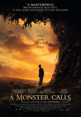 A monster calls / written by Patrick Ness, based upon his novel &#59; directed by Juan Antonio Bayona.
