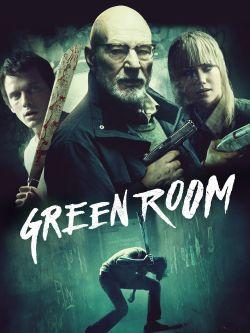 Patrick Stewart Green Room Accent