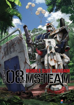 Mobile Suit Gundam: The 08th MS Team - Miller`s Report