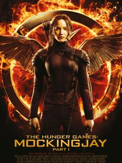 The hunger games. Mockingjay. Part 1 / writers, Peter Craig and Danny Strong &#59; producers, Nina Jacobson, Jon Kilik &#59; director, Francis Lawrenc