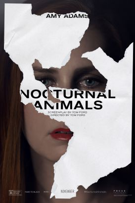 Nocturnal animals.